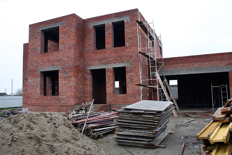 Строительство домов и коттеджей в Краснодаре и Краснодарском крае